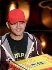 Oscars pizza guy