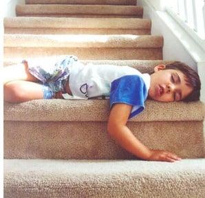 20% of kids don't get enough sleep