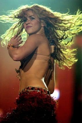 Shakira's boyfriend