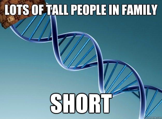 short-dna