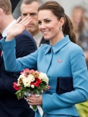 Kate Middleton New Zealand tour
