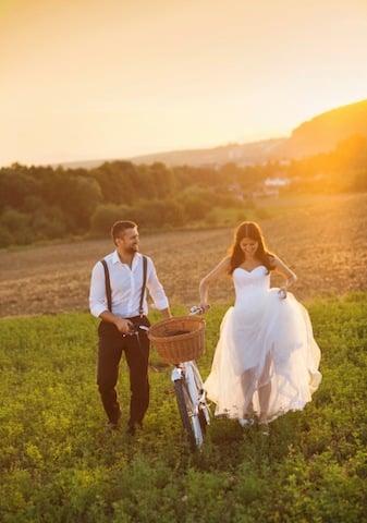 types of wedding photography