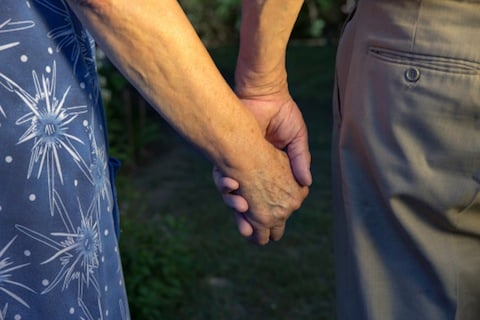life after becoming a widower