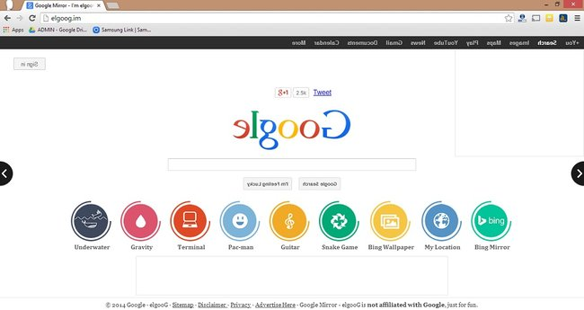 3 Google hacks: the best thing to happen to a slow day.