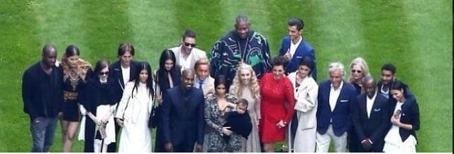 Kim Kardashian Kanye West wedding 5