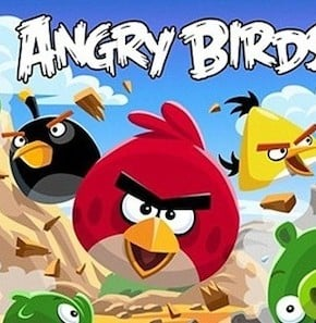 Surprise surprise Angry Birds is NOT beneficial for your kids