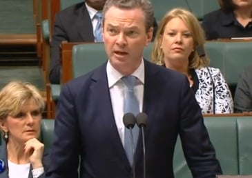 Christopher Pyne will introduce a new reform bill today.