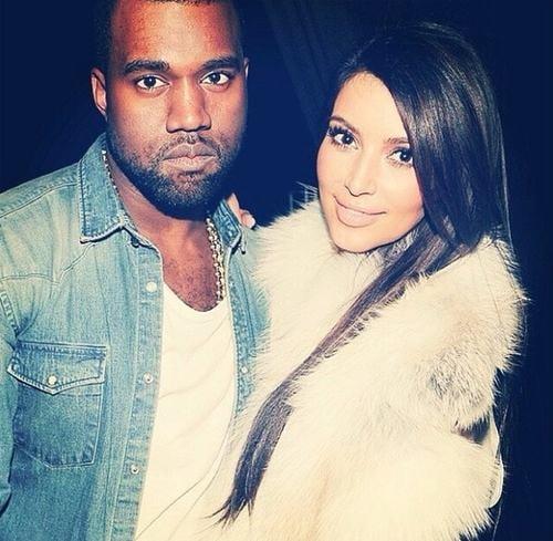 Kim Kanye secret wedding