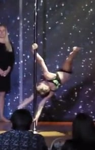 pole dancing for kids