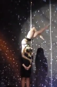 pole dancing for kids 2
