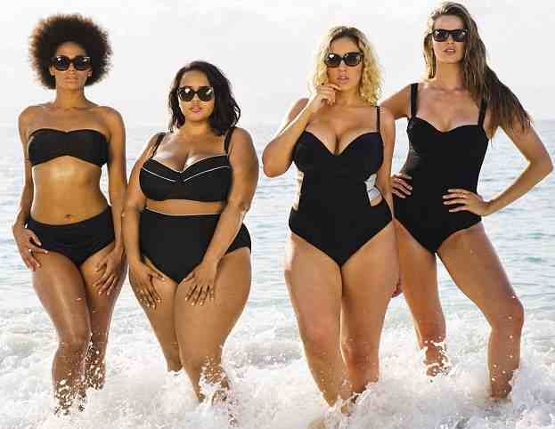ssfa Plus size models recreate THAT Sports Illustrated Swimsuit cover. And its amazing.