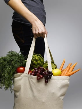 vegetables in bag 5 ways to look younger. (No yoga or kale required).