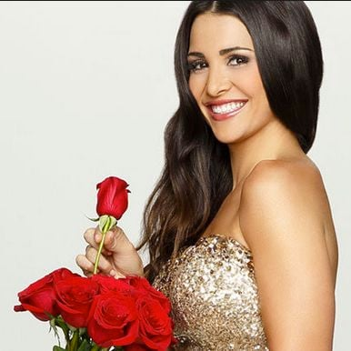 This year's Bachelorette.