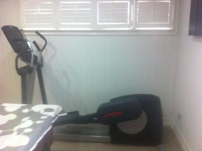 elliptical 2 BEC: Today I got on the scales. Things didnt go well...