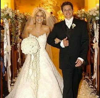 Jessica Simpson Married To Eric Johnson In Intimate Ceremony