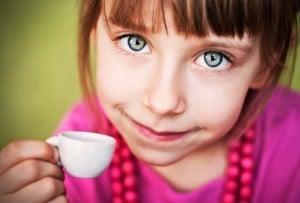can kids drink coffee