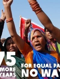 oxfam equal pay