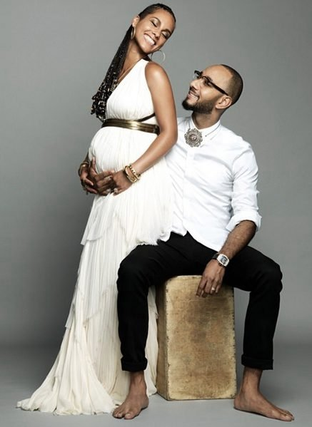 Alicia Keys pregnant again