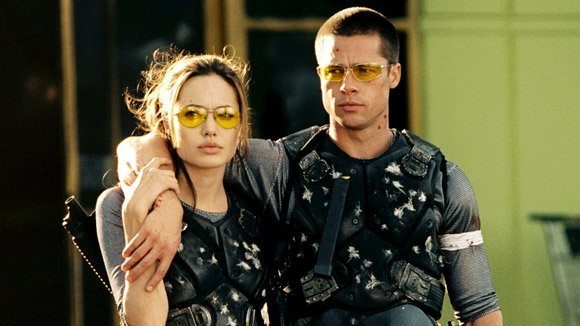 brad pitt and angelina jolie letters