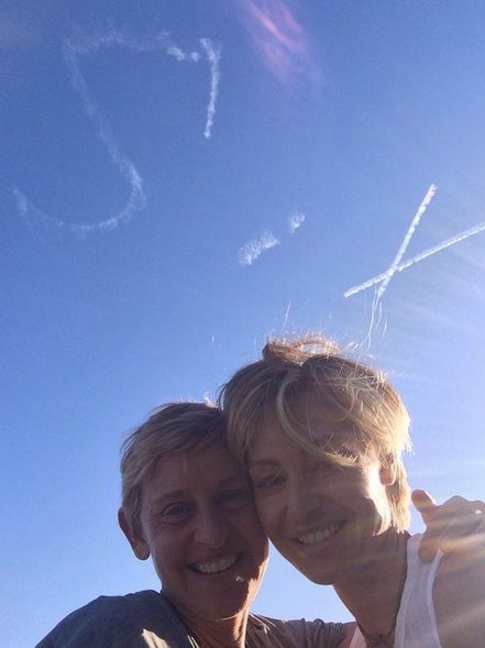 ellen and portia makeup free
