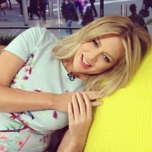 Sam Armytage dating