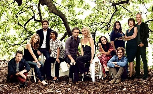 offspring full cast s3 OFFSPRING: I think the Proudmans said goodbye.