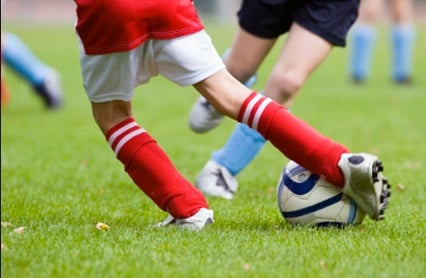 Concerns over 'heading' a ball in soccer