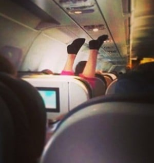 airline passenger shaming