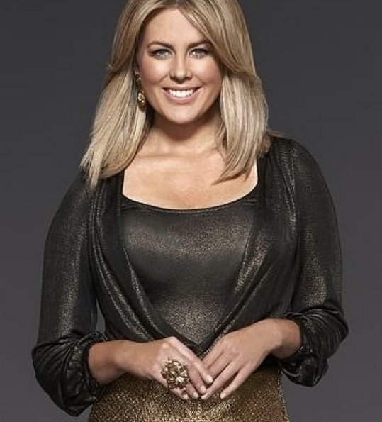 sam armytage's women's weekly cover