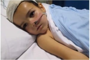 Ashya King remains in hospital in Spain.