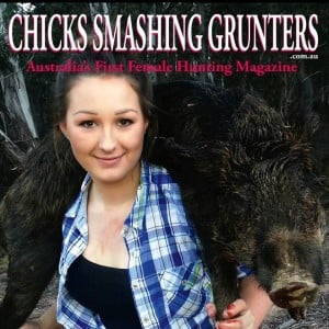 chicks smashing grunters