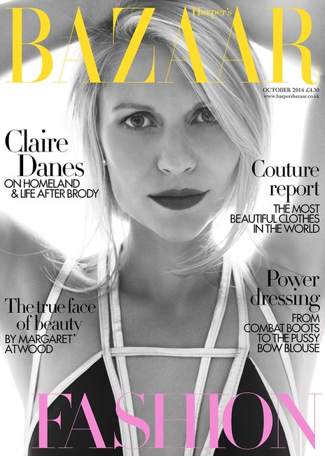 Claire Danes opened up about motherhood last month.