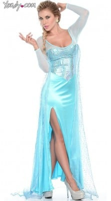 frozen costumes for adults