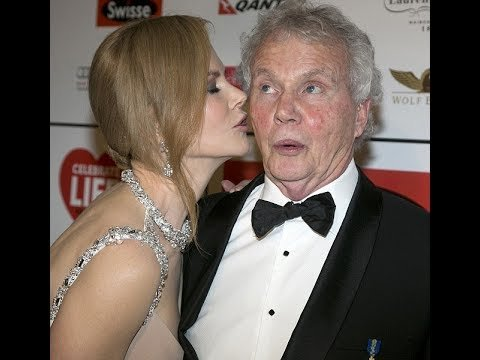 Video thumbnail for youtube video Nicole Kidman father died