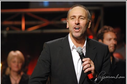 Brian Houston from Hillsong Church.