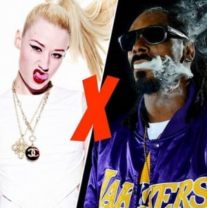 Iggy Azalea Snoop Digg fight