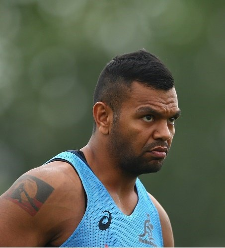 Kr Content Kurtley Beale Texts  Revealed