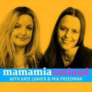 Mamamia Out Loud podcast