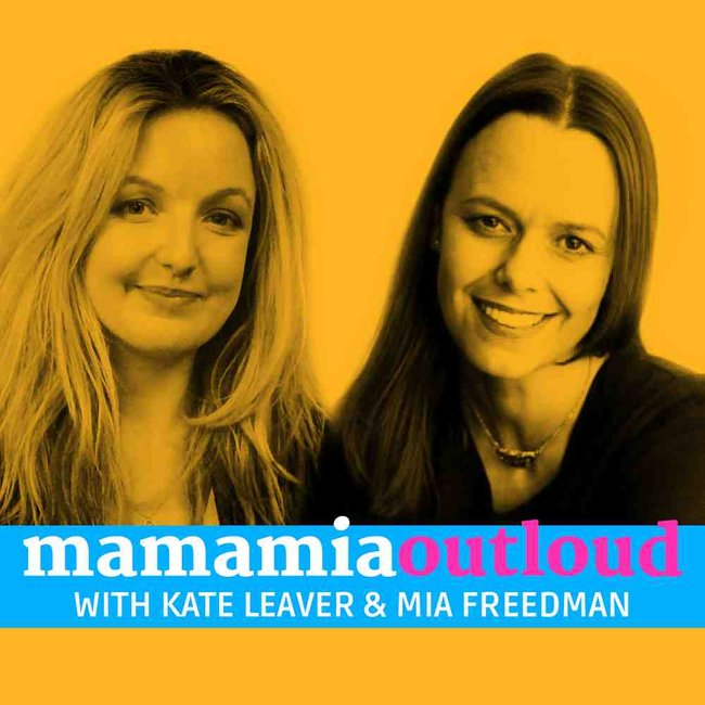 Exciting news: Mamamia just launched a podcast.
