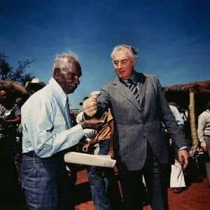 gough whitlam achievements