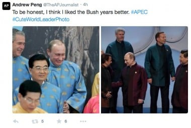 Abbott at APEC