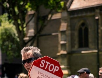 Join the Walk Against Family Violence.