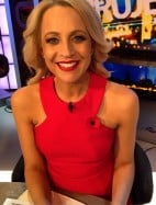 Carrie Bickmore stunning
