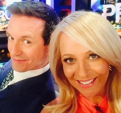 carrie bickmore pregnancy