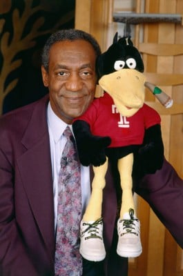 Cosby with duck