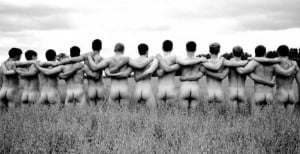 hot rowers get naked to support gay guys