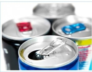 Energy drinks fuelling eating disorders.