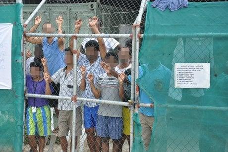 australian refugee camps