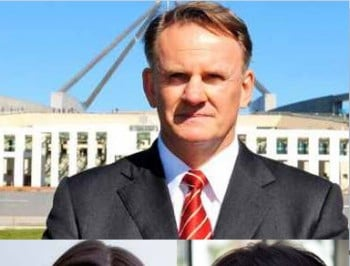 mark latham column