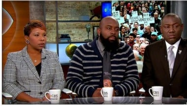 The parents of Michael Brown on Today.